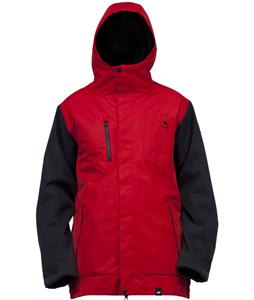 Ride Laurelhurst Snowboard Jacket Red Rover