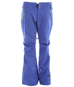 Ride Leschi Snowboard Pants Bright Indigo Twill