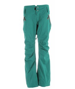 Ride Leschi Snowboard Pants Dark Jade