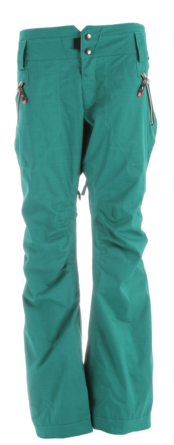 Shop for Ride Leschi Snowboard Pants Dark Jade - Women's