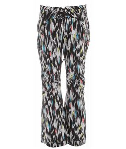 Ride Leschi Snowboard Pants Ikat Print