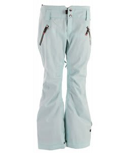 Ride Leschi Snowboard Pants Pale Blue Melange Herringbone