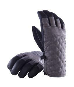 Ride Linda Gloves Metal Revolver