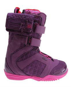 Ride Locket Snowboard Boots Purple