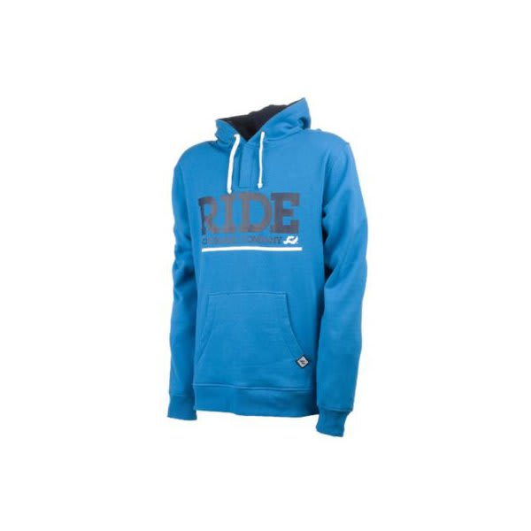 Ride Logo Pullover Hoodie