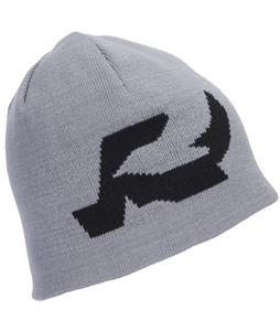 Ride Logo Reversible Beanie Charcoal