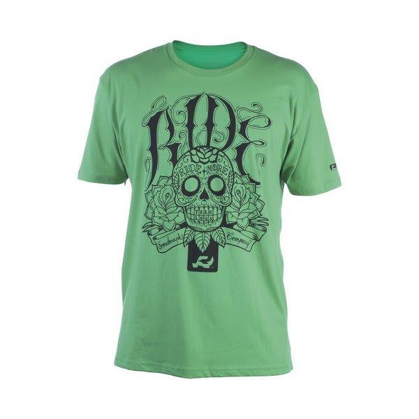 Ride Slim Logo T-Shirt