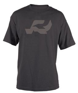 Ride Logo T-Shirt Charcoal Heather