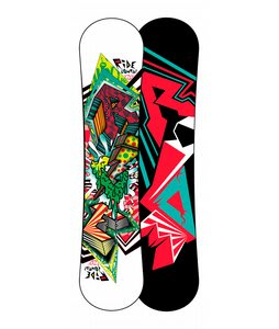 Ride Lowride Snowboard 120