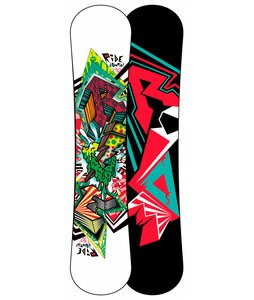 Ride Lowride Snowboard 130