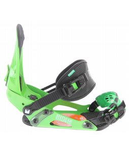 Ride LX Snowboard Bindings Green