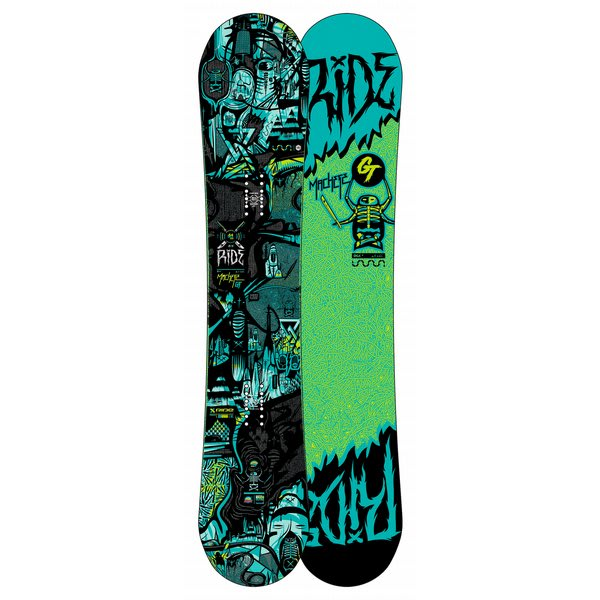 Ride Machete Gt Snowboard