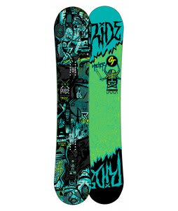 Ride Machete Gt Snowboard 154