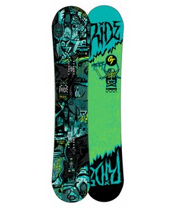 Ride Machete Gt Wide Snowboard 155