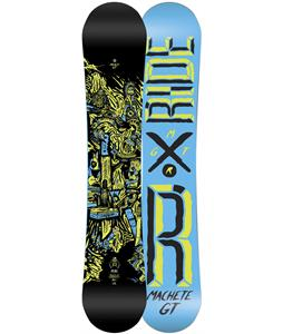 Ride Machete GT Wide Snowboard 158