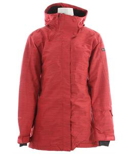 Ride Madison Snowboard Jacket Strawberry Slub
