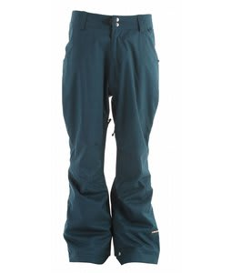 Ride Madrona Snowboard Pants Blue Marine