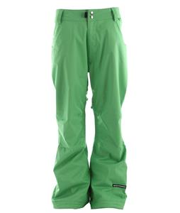 Ride Madrona Snowboard Pants Green