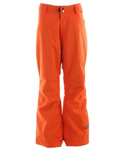 Ride Madrona Snowboard Pants Orange