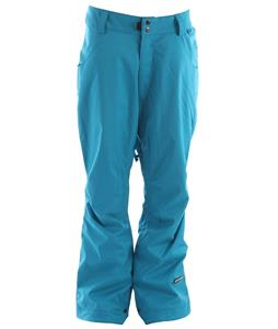Ride Madrona Snowboard Pants Teal