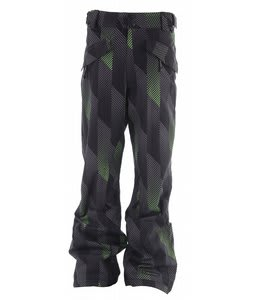 Ride Madrona Snowboard Pants Chevron