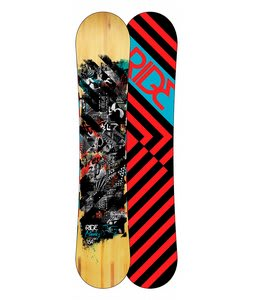 Ride Manic Wide Snowboard 154