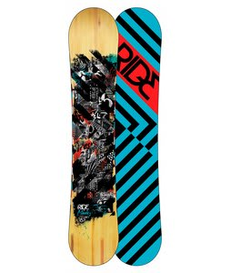 Ride Manic Wide Snowboard