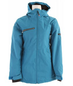 Ride Medina Insulated Snowboard Jacket Bluebird
