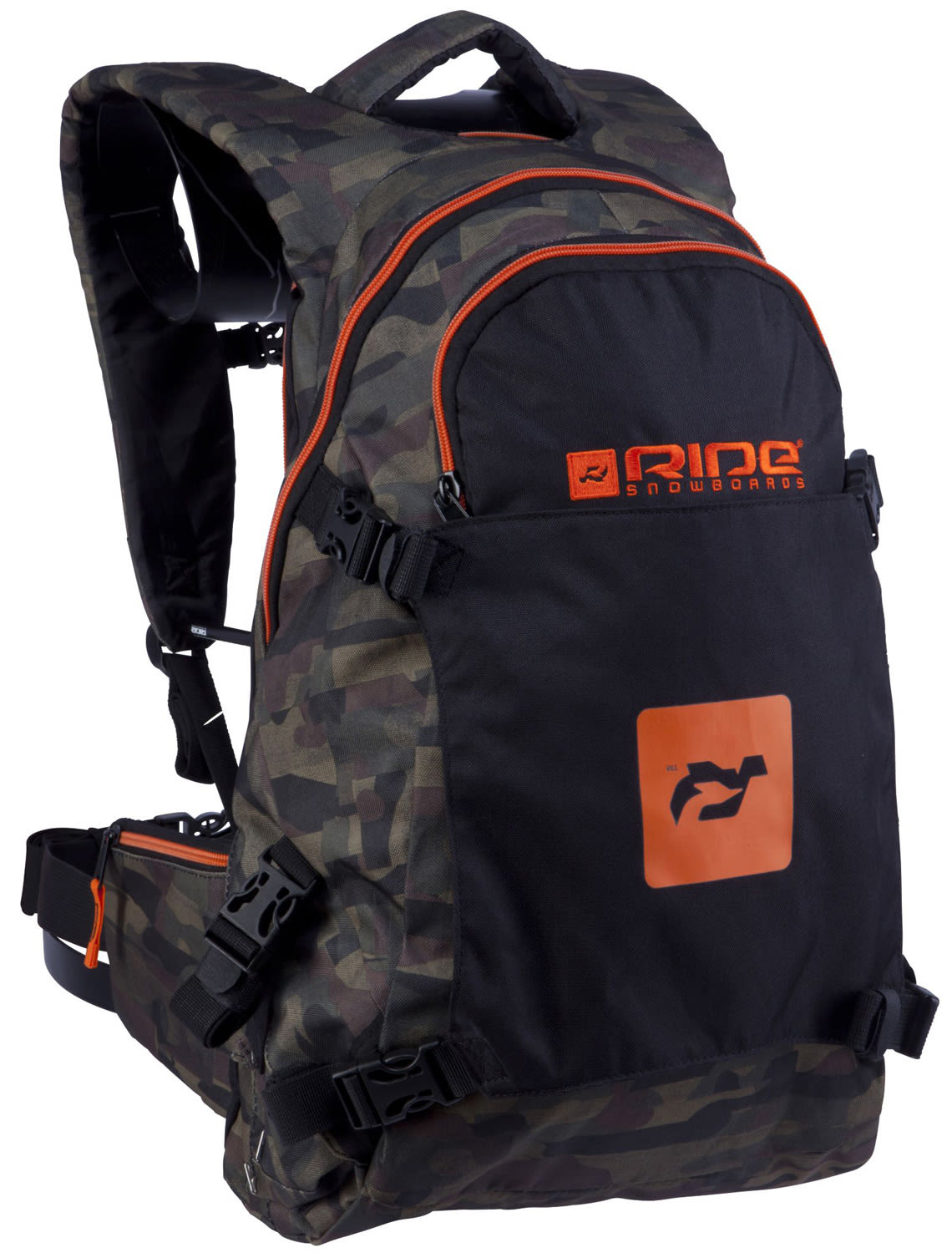 Ride Messiah Backpack Camo 23L