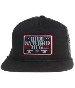Ride Mfg Mother Trucker Cap Black