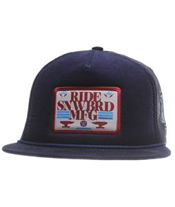 Ride Mfg Mother Trucker Cap Navy