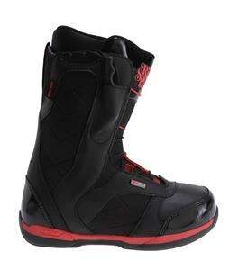 Ride Mode Snowboard Boots Black