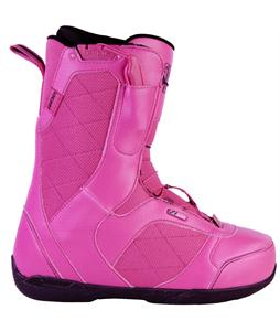 Ride Mode Snowboard Boots Pink