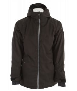 Ride Newport Insulated Snowboard Jacket Black
