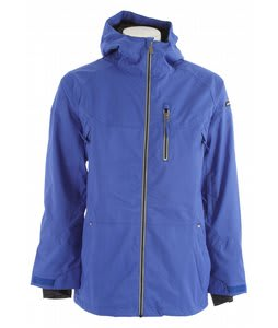 Ride Newport Snowboard Jacket Bright Indigo Twill