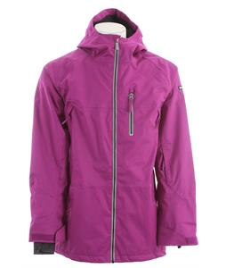 Ride Newport Snowboard Jacket Dark Violet Twill