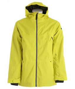 Ride Newport Snowboard Jacket Limeade