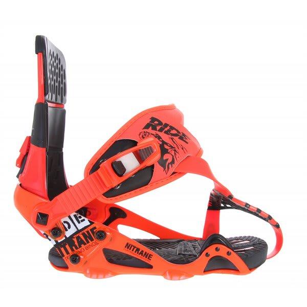 Ride Nitrane Contraband Snowboard Bindings