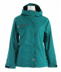 Ride Northgate Insulated Snowboard Jacket Dark Jade