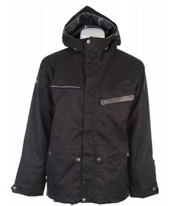 Cappel Norwich Snowboard Jacket Black