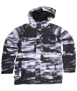 Ride Nova Snowboard Jacket Chalk Print