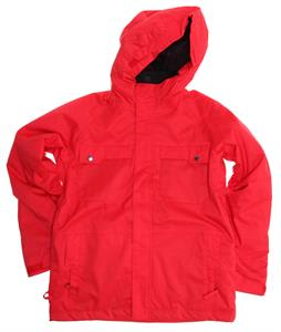Ride Nova Snowboard Jacket Red