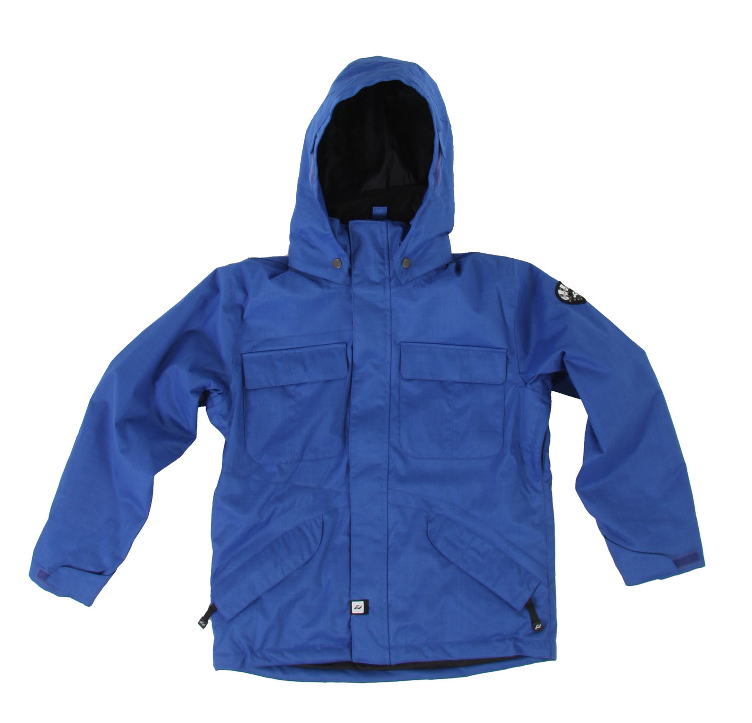 Shop for Ride Nova Snowboard Jacket Electric Blue - Kid's