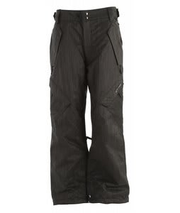 Ride Phinney Insulated Snowboard Pants Charcoal Denim