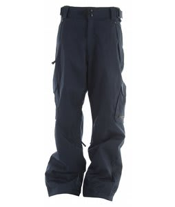 Ride Phinney Insulated Snowboard Pants Dark Peacock