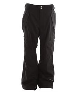 Ride Phinney Insulated Snowboard Pants Black