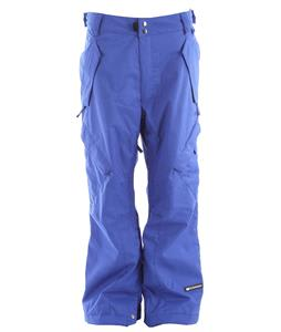 Ride Phinney Insulated Snowboard Pants Bright Indigo