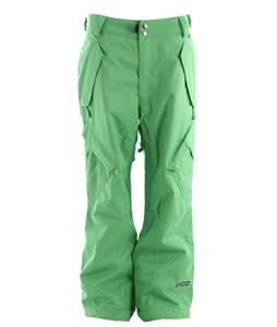 Ride Phinney Insulated Snowboard Pants Green