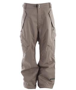 Ride Phinney Insulated Snowboard Pants Khaki