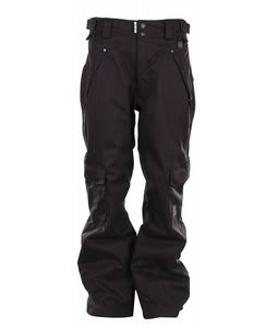 Ride Phinney Snowboard Pants Black Herringbone